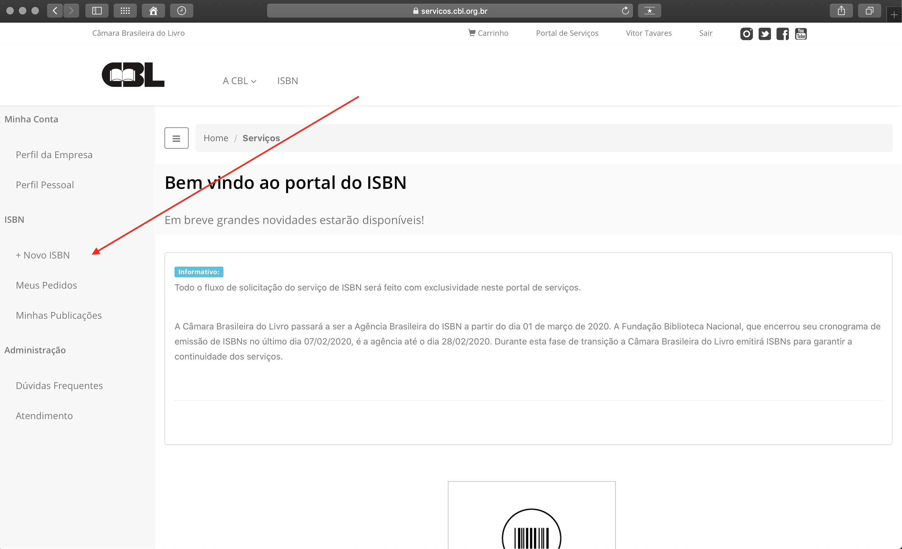 como-solicitar-isbn-no-portal-cbl